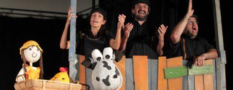 El conte de la lletera (Xip Xap, Teatre) - Foto 1 baixa