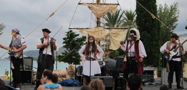 Els corsaris de l'escuma (Xip Xap, Teatre)