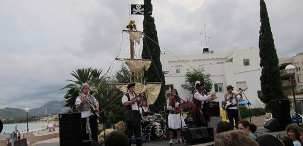Els corsaris de l'escuma