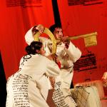 Escenes d'infants(Cia. El Princep Totilau - El ballet imperial de la Reina Rosamunda) Foto 1 alta