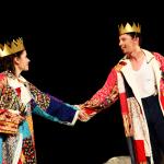 Escenes d'infants(Cia. El Princep Totilau - El ballet imperial de la Reina Rosamunda) Foto 3 baixa