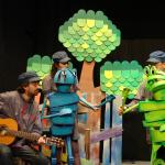 La cigala i la formiga (Xip Xap, Teatre) - Foto 1 alta