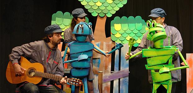 La cigala i la formiga (Xip Xap, Teatre)