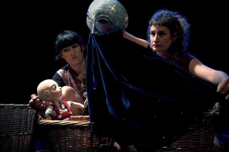 La nina del cap pelat (Engruna Teatre) - Foto portada baixa