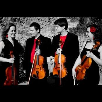 4xDO quartet de violes