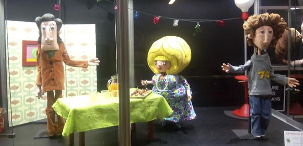 Exposició L'Estenedor Teatre
