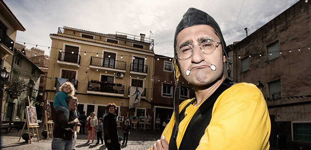Clown Bergamotto Show