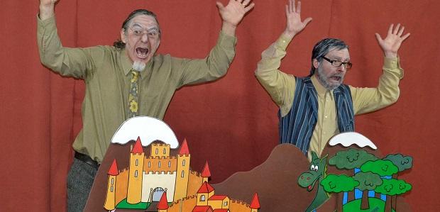 La llegenda de Sant Jordi (Xip Xap Teatre)