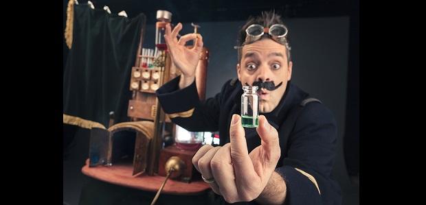 Mr Parfum (Festuc Teatre)