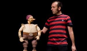 Oriol Ferre, codirector de la Fira de Teatre de Titelles de Lleida