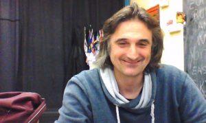 Jordi Madaleno, coordinador carrer Festival Teatre sense Teatre