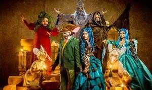 Geronimo Stilton el musical (Focus) portada