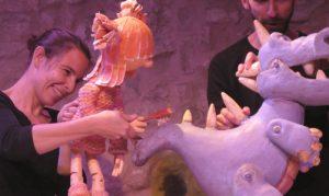 Maure el dinosaure (Teatre Nu)
