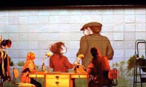 La nena dels pardals (Teatre al detall) portada ok