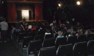 Teatre butaques
