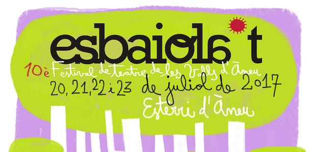 Esbaiola't - Festival de teatre de les Valls d'Àneu