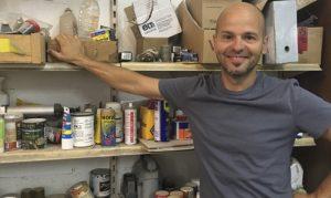 Carles Pijuan, codirector artístic de L'Esbaiola't