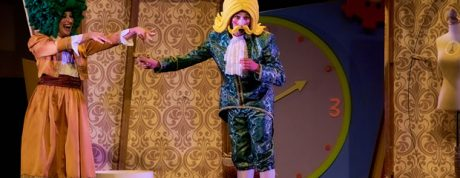El vestit POP de l'Emperador (La Roda Produccions)