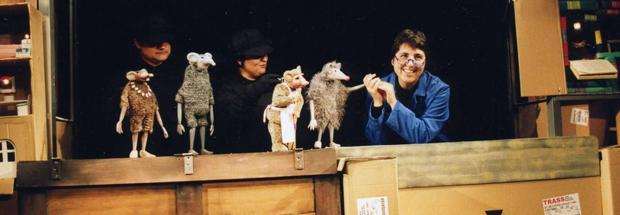 El Ratolí viatger (L'Estaquirot Teatre