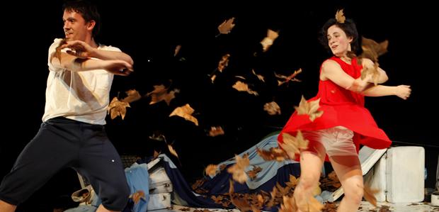 Escenes d'infants (Cia. El Princep Totilau - El ballet imperial de la Reina Rosamunda)