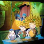 La veritable història dels 3 porquets (Xip Xap, teatre) Foto 3 alta