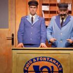 Puig i Fontanals, carters professionals (El que ma queda teatre) - Foto portada