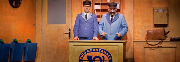 Puig i Fontanals, carters professionals (El que ma queda de teatre)