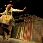Rau Rau, la història trista de la nena trapezista (Teatre Mòbil) - Foto 2 baixa