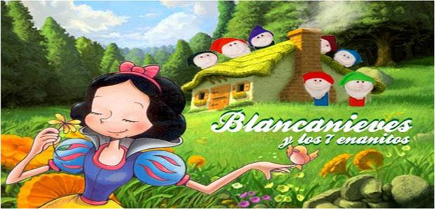 Blancaneus i els set nans
