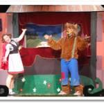 La caputxeta i el llop (Magatzem d'ars) - foto 1 baixa