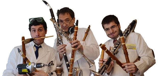 Clarinetàrium (Ensemble Una Cosa Rara)