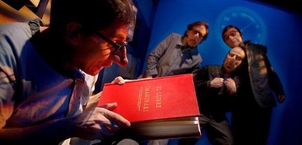 El llibre imaginari (Companyia de Comediants La Baldufa)
