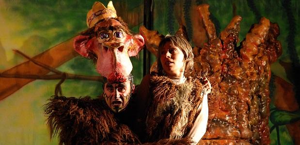 El llibre de la selva (Veus-Veus Teatre)