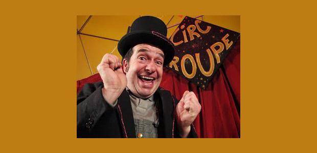 Circ Troupe (Albert Vinyes) portada