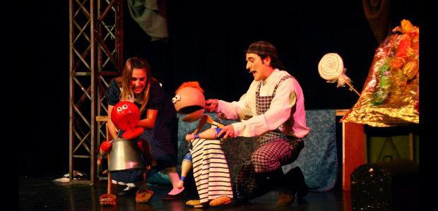 Hansel i Gretel (Sim Salabim)