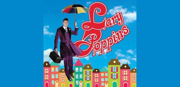 Lary Poppins (Mag Lari) portada