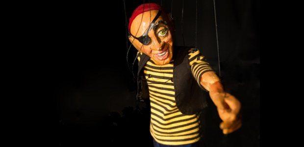El Tresor del Pirata (Marionetes Nòmades)