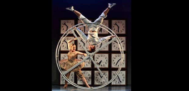 Perdiendo el tiempo (Companyia de dansa Mar Gómez)