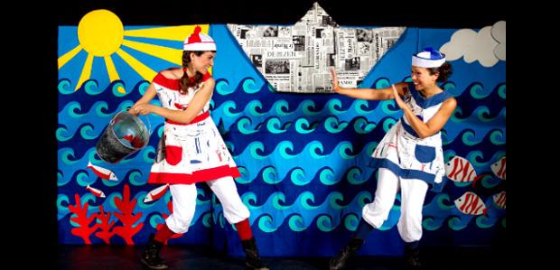 Contes de la Mediterrània de les Germanes Baldufa (Tanaka Teatre)