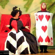 Alícia en el País de les Meravelles (Catacrac Teatre)