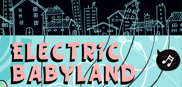 Electric Babyland (Christophe Sainsot Tintou)