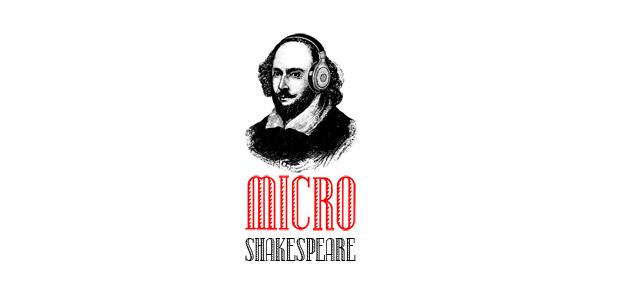 Micro-Shakespeare