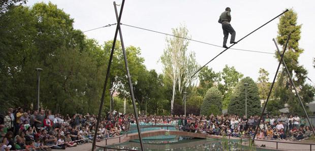 Fira del Circ Trapezi