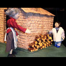 Oliu el petit llenyataire (Rocamora Teatre)