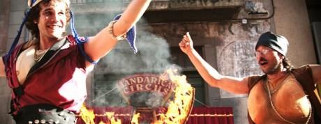 Tandarica Circus (Cia Passabarret)