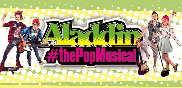 Aladdin the pop musical (La Roda Produccions)