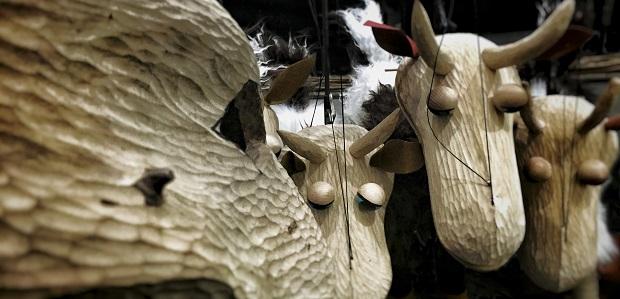 El Llop i 7 cabretes (Xip Xap)