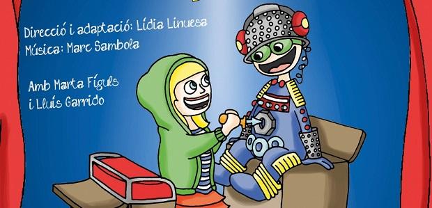 La Berta i el seu robot (Lazzigags)