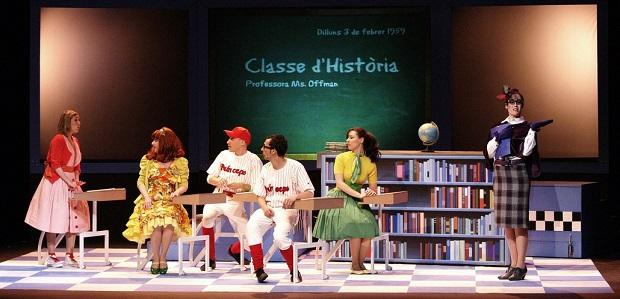 La Ventafocs - el musical amb ritme dels 50's (La Roda Produccions)