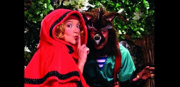 La caputxeta vermella (Dreams teatre)